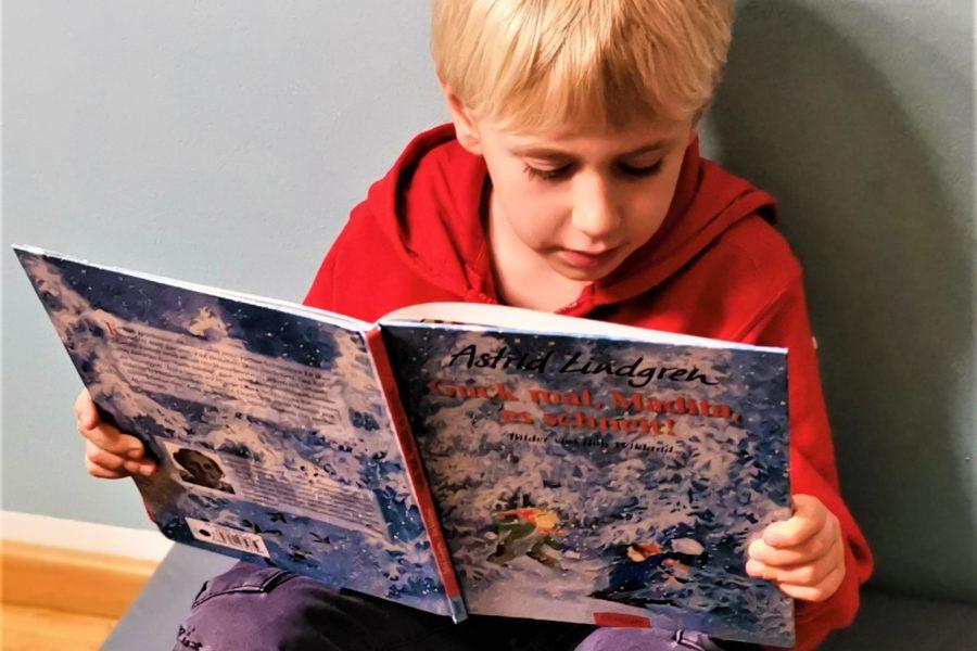 Lesen macht Spass