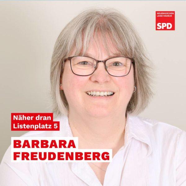 Barbara Freudenberg