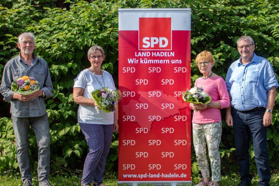 SPD Jubilare